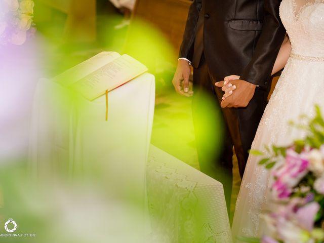 O casamento de Aline e Christian em Belo Horizonte, Minas Gerais 23