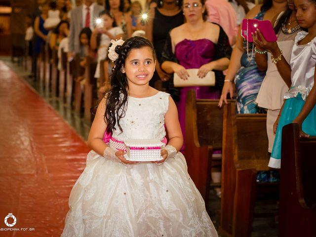 O casamento de Aline e Christian em Belo Horizonte, Minas Gerais 26