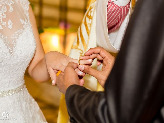 O casamento de Aline e Christian em Belo Horizonte, Minas Gerais 28