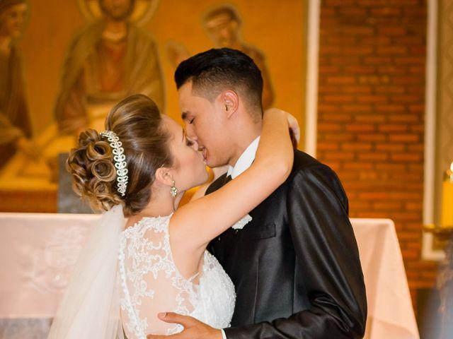 O casamento de Aline e Christian em Belo Horizonte, Minas Gerais 31