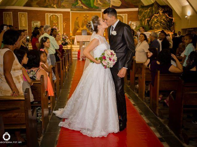 O casamento de Aline e Christian em Belo Horizonte, Minas Gerais 33