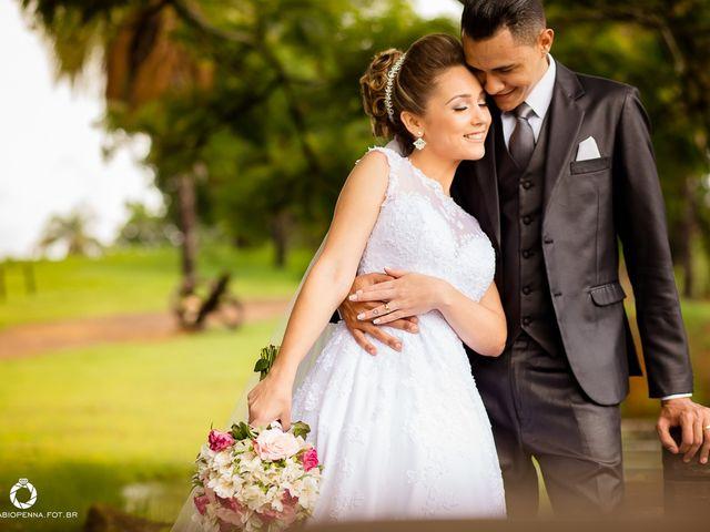 O casamento de Aline e Christian em Belo Horizonte, Minas Gerais 37