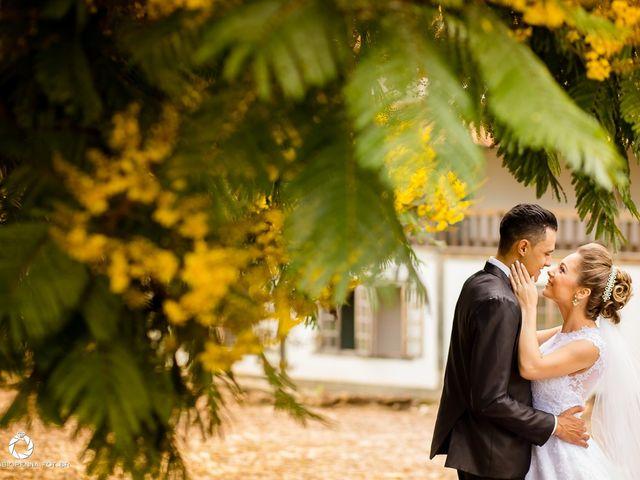 O casamento de Aline e Christian em Belo Horizonte, Minas Gerais 38