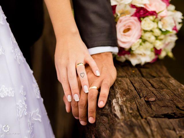 O casamento de Aline e Christian em Belo Horizonte, Minas Gerais 39