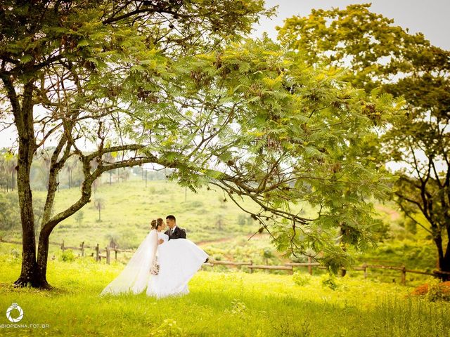 O casamento de Aline e Christian em Belo Horizonte, Minas Gerais 42