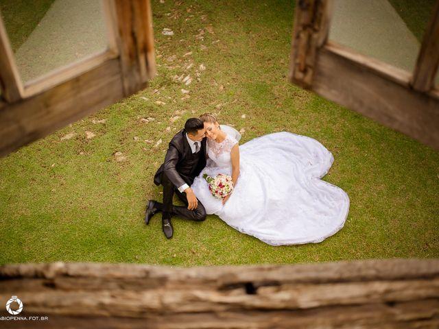 O casamento de Aline e Christian em Belo Horizonte, Minas Gerais 1