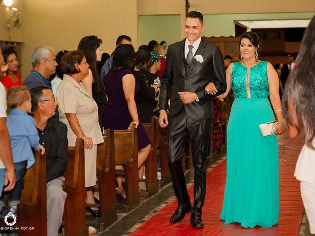 O casamento de Aline e Christian em Belo Horizonte, Minas Gerais 21