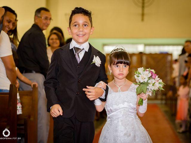 O casamento de Aline e Christian em Belo Horizonte, Minas Gerais 22