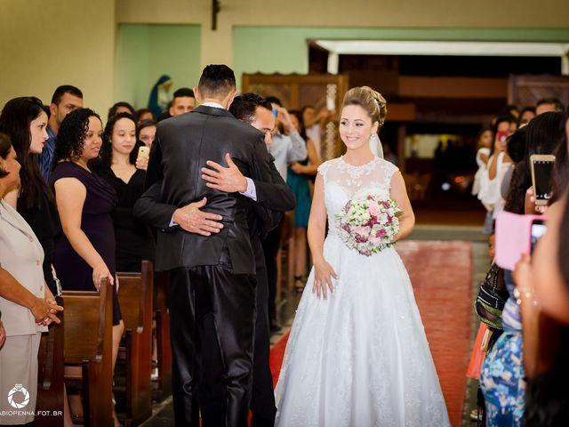 O casamento de Aline e Christian em Belo Horizonte, Minas Gerais 25
