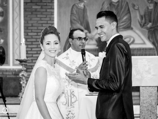 O casamento de Aline e Christian em Belo Horizonte, Minas Gerais 32