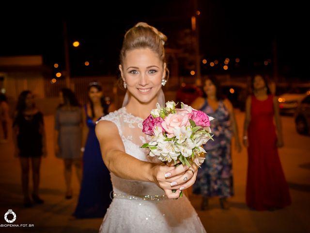 O casamento de Aline e Christian em Belo Horizonte, Minas Gerais 35