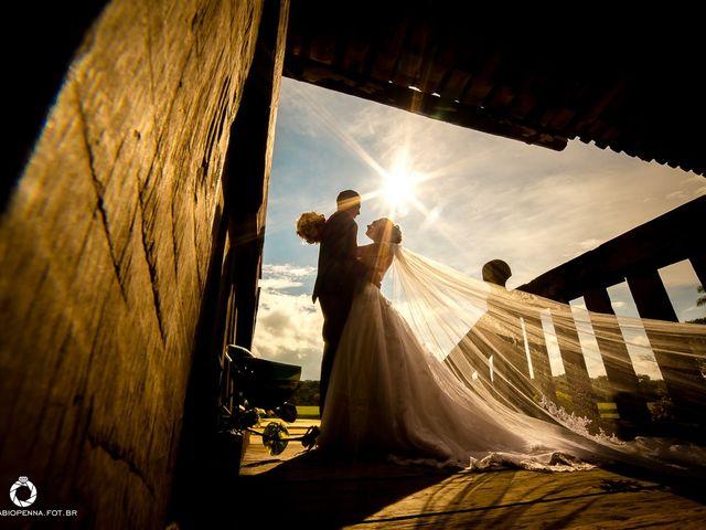 O casamento de Aline e Christian em Belo Horizonte, Minas Gerais 41