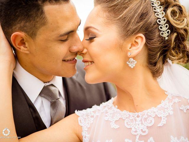 O casamento de Aline e Christian em Belo Horizonte, Minas Gerais 43