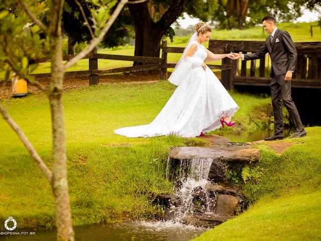O casamento de Aline e Christian em Belo Horizonte, Minas Gerais 47