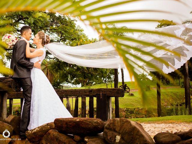 O casamento de Aline e Christian em Belo Horizonte, Minas Gerais 48