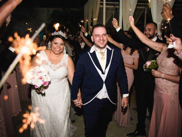 O casamento de Lais e Jonathan