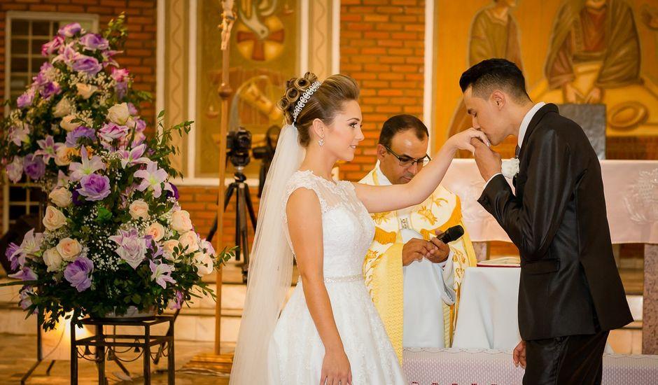 O casamento de Aline e Christian em Belo Horizonte, Minas Gerais