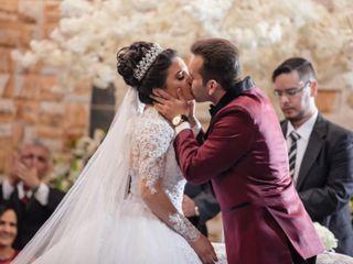 O casamento de Mattheus e Jacqueline
