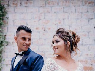 O casamento de Gabriela e Lucas 1