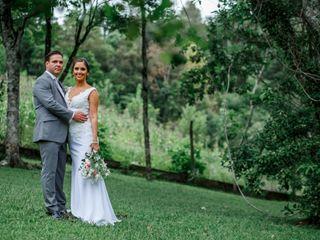 O casamento de Giana e Daniel