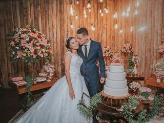 O casamento de Isabella e Isaac