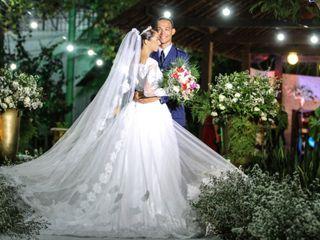 O casamento de Dayane Kelly e Ikky Allynsson 2