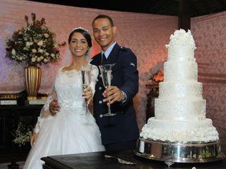 O casamento de Dayane Kelly e Ikky Allynsson