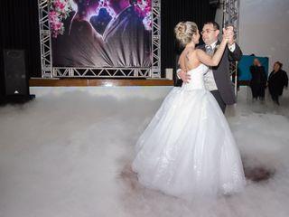 O casamento de Cesar e Elisângela