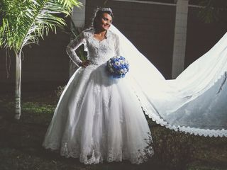 O casamento de Aline e Paulo Vitor 2