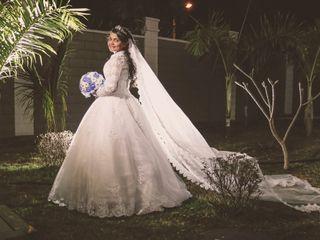 O casamento de Aline e Paulo Vitor 3