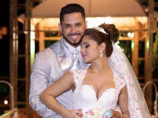 O casamento de Camila e Fabiano 1