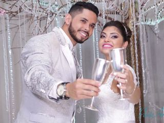 O casamento de Camila e Fabiano 3