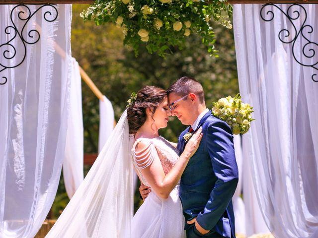 O casamento de Gabriela e Roberto