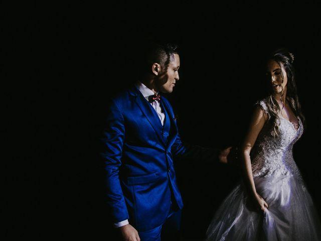 O casamento de Bruna e Jesymiel