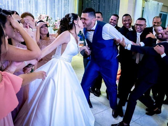 O casamento de Ana e Junior