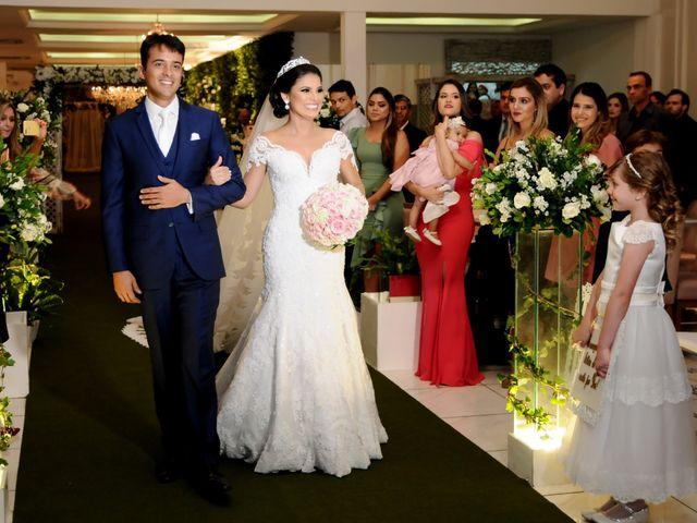 O casamento de Darlayt e Lucas