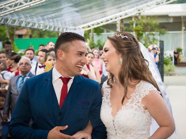 O casamento de Dieimy e Sara em Joinville, Santa Catarina 29