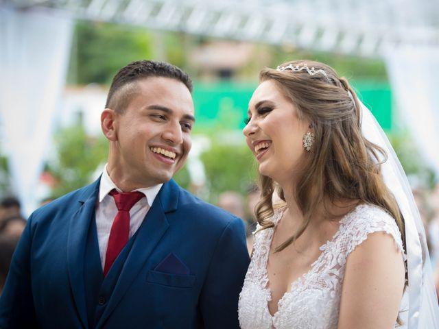 O casamento de Sara e Dieimy