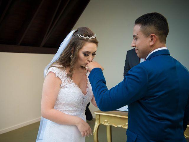 O casamento de Dieimy e Sara em Joinville, Santa Catarina 46