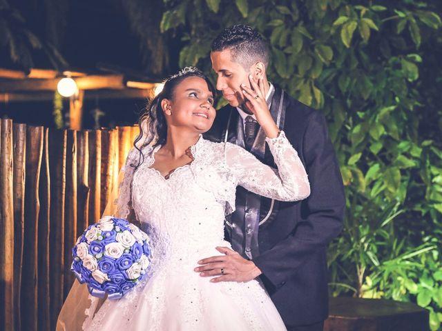 O casamento de Aline e Paulo Vitor