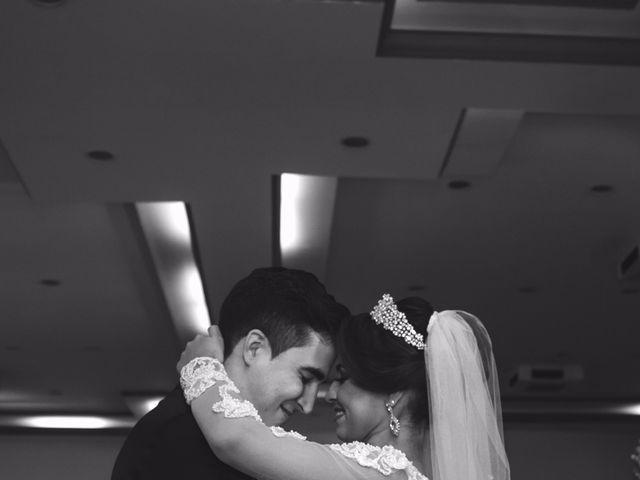 O casamento de Helen e Rafael