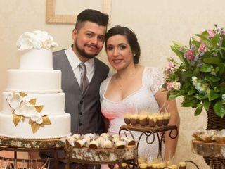 O casamento de Fábio e Flávia