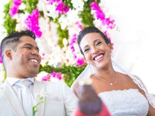 O casamento de Ianara e Saulo