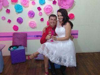O casamento de Luis e Anie 1