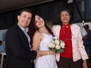 O casamento de Luis e Anie 3