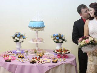 O casamento de Luis e Anie