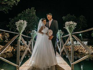 O casamento de Taiara  e Jefferson