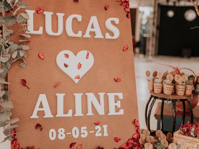 O casamento de Lucas e Aline em Duque de Caxias, Rio de Janeiro 8