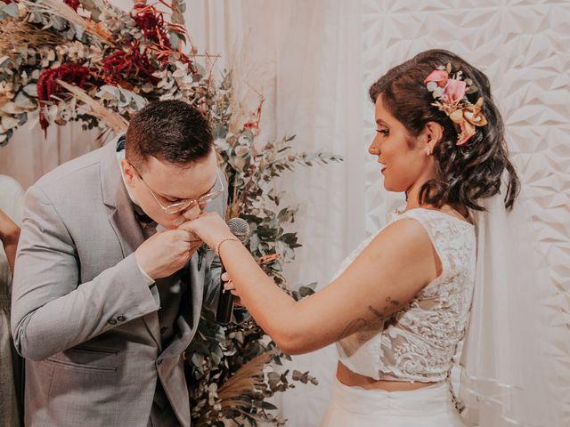 O casamento de Lucas e Aline em Duque de Caxias, Rio de Janeiro 81