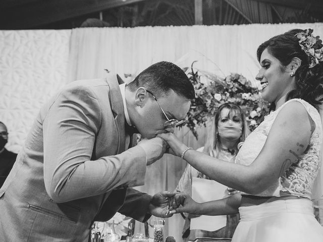 O casamento de Lucas e Aline em Duque de Caxias, Rio de Janeiro 84